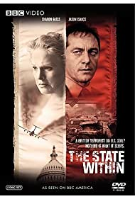 Sharon Gless and Jason Isaacs in The State Within (2006)