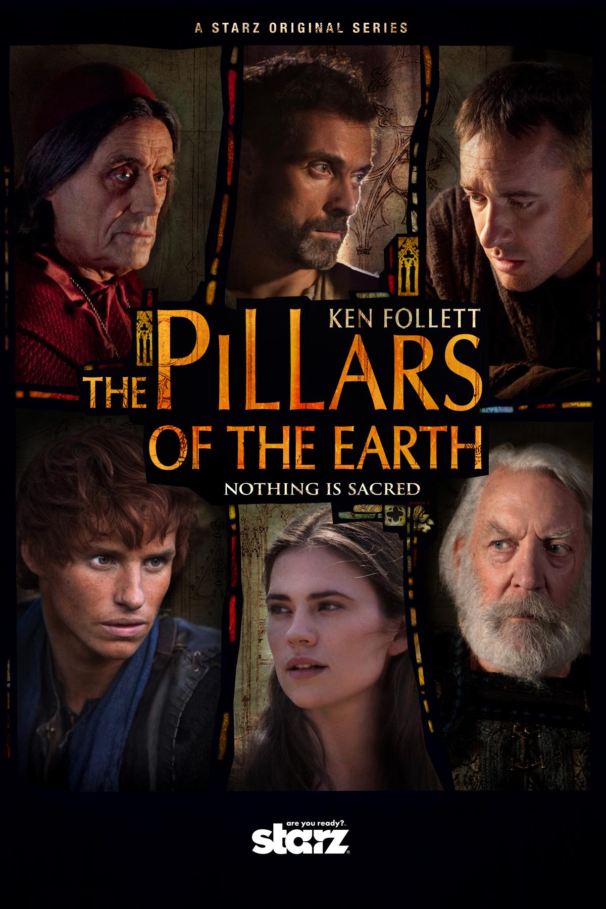 The Pillars Of The Earth Tv Mini Series 2010 Imdb