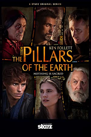 Where to stream The Pillars of the Earth
