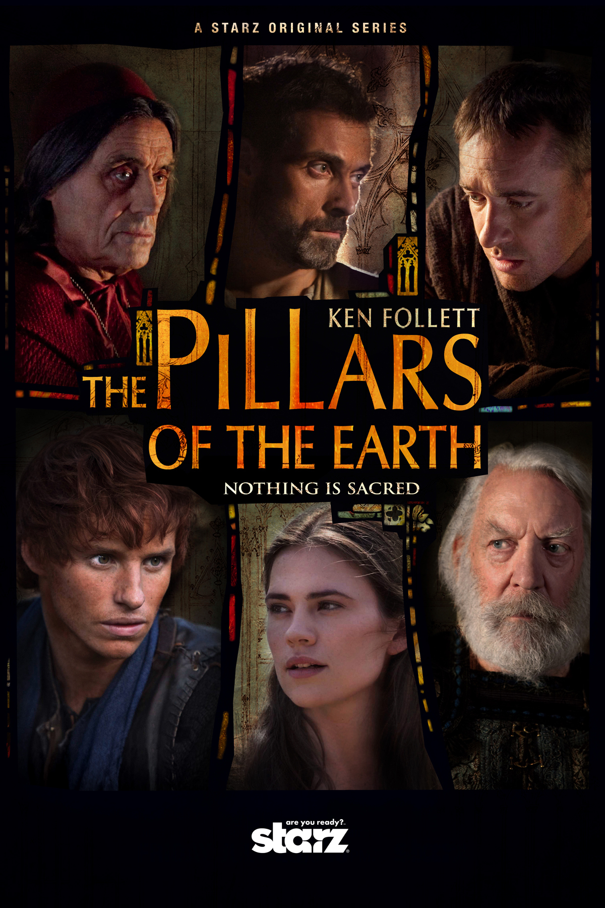 The Pillars of the Earth Season 1 COMPLETE BluRay 480p, 720p & 1080p