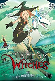 Tweeny Witches: The Adventures Poster