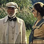 José Ferrer and Julie Hagerty in A Midsummer Night's Sex Comedy (1982)