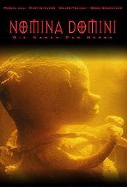 Nomina Domini Poster