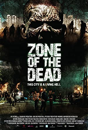 Movie Zone of the Dead (2009)