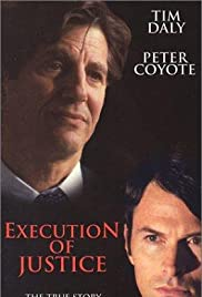 Execution of Justice (1999) Poster - Movie Forum, Cast, Reviews