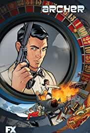 Archer | Season 1 | English | 1080p x265 | 150mb | 1-10 Episodes