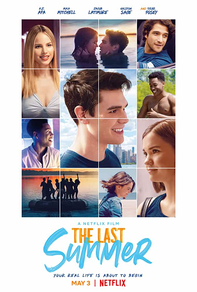 The Last Summer 2019 720p Netflix DL AVC Hindi-Multi DDP 5.1 640 Kbps MSUBS