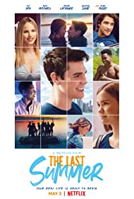 Tyler Posey, Maia Mitchell, Jacob Latimore, and K.J. Apa in The Last Summer (2019)