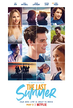 Download Netflix The Last Summer (2019) Dual Audio Hindi – English 480p 720p WEB-DL