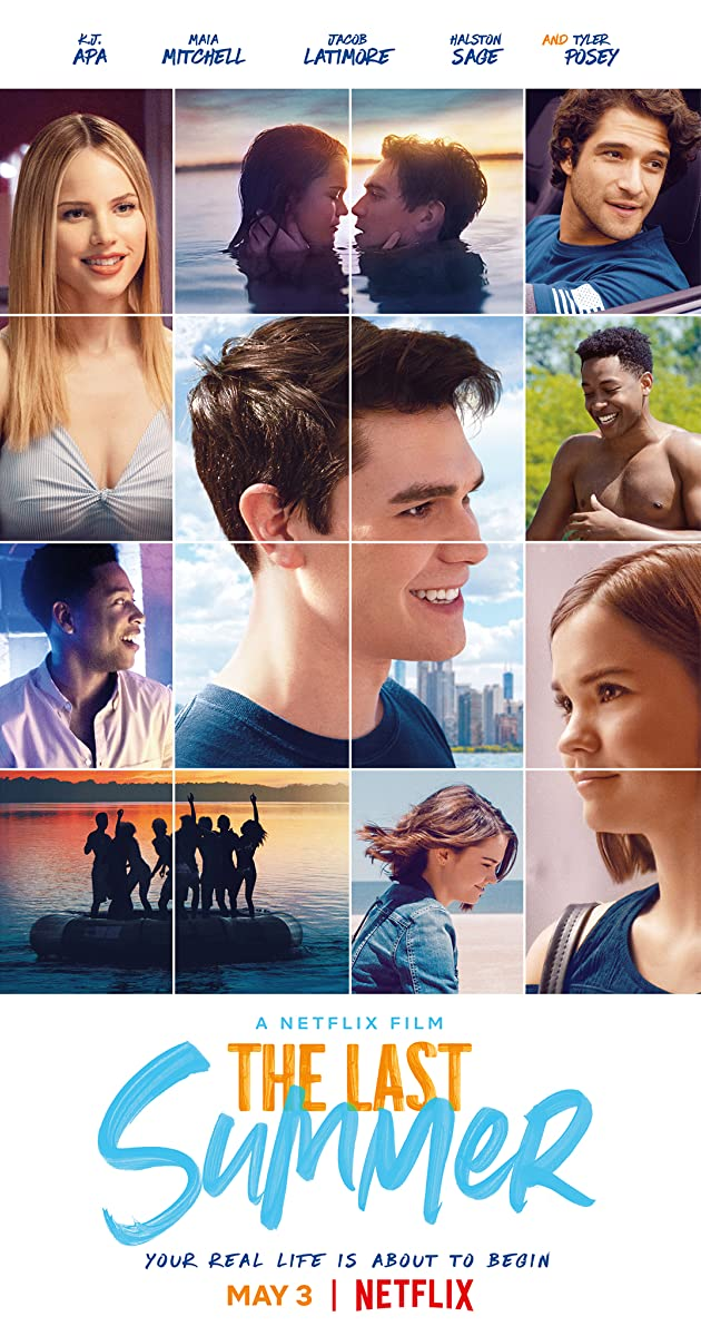Play or Watch Movies for free The Last Summer (2019)