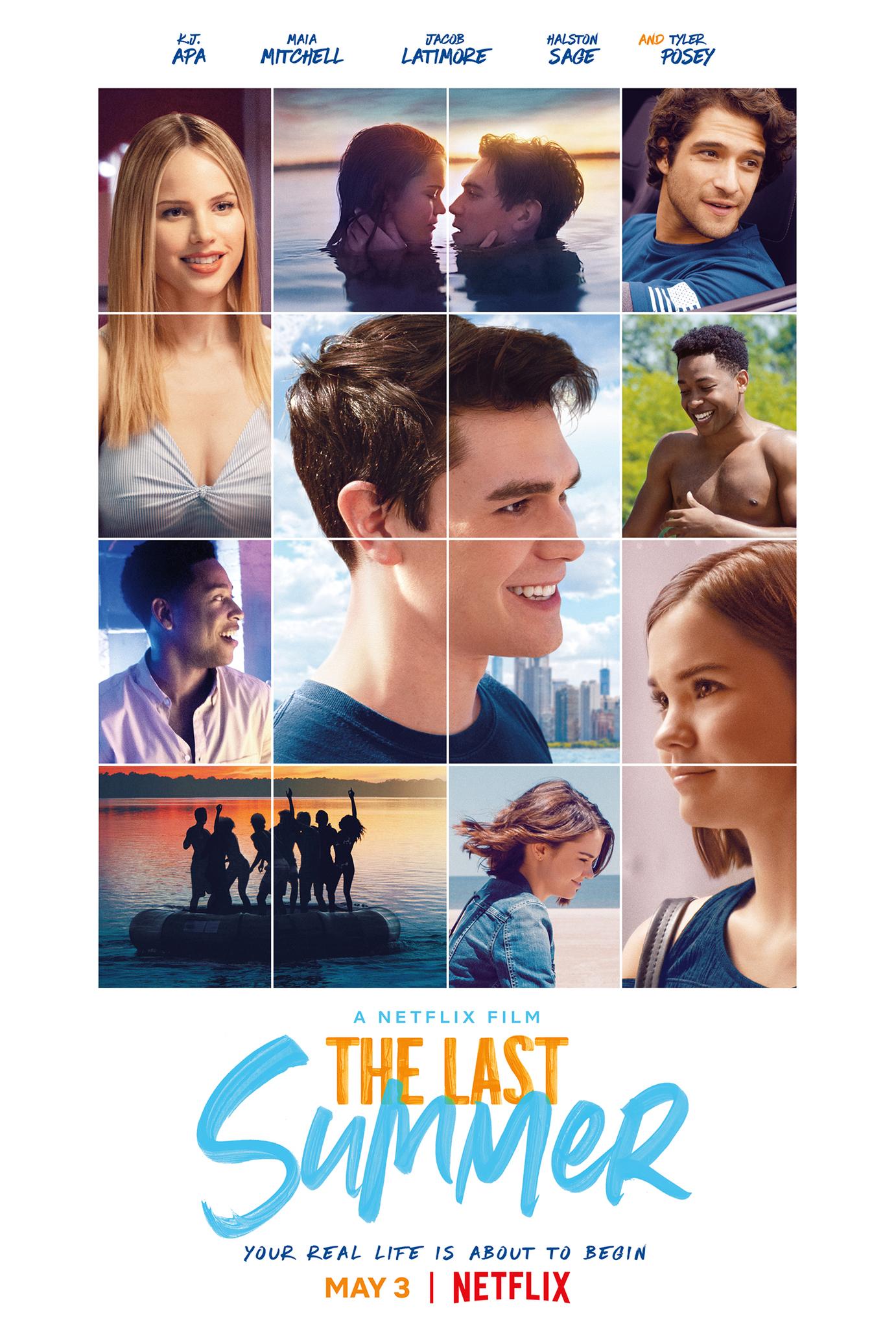 The Last Summer (2019) WEBRip 720p & 1080p