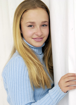 Hayden Panettiere at an event for Normal (2003)