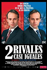 Dos rivales casi iguales Poster