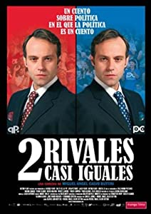Mpeg4 downloadable movie Dos rivales casi iguales [720px]