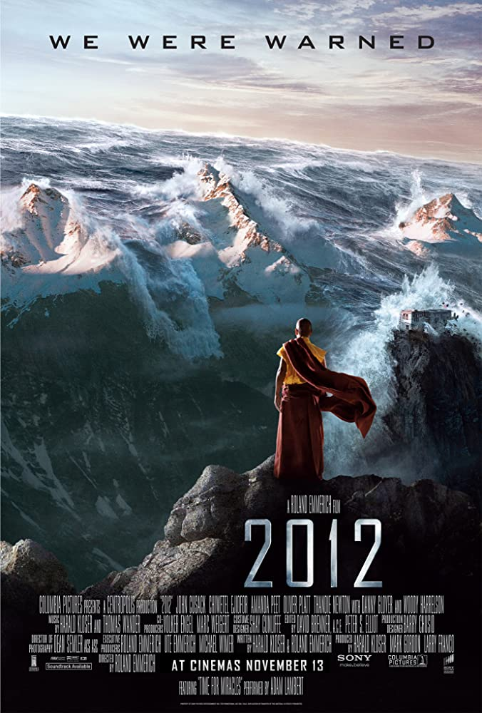 Poster film 2012.