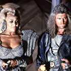 Mel Gibson and Tina Turner in Mad Max Beyond Thunderdome (1985)