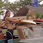 Mika Boorem, Kate Bosworth, Michelle Rodriguez, and Sanoe Lake in Blue Crush (2002)