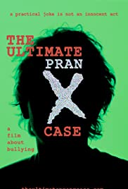 The Ultimate Pranx Case Poster