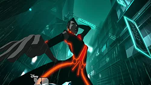 """Watch a clip from the new Disney Channel series """"Tron: Uprising."""""""
