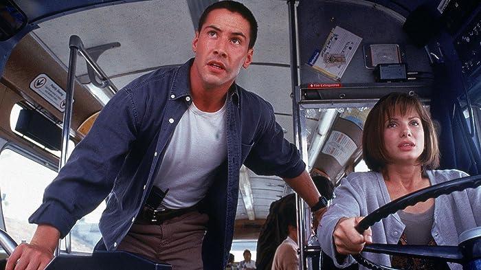 Speed - kuoleman kyydissä (1994)
