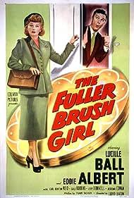 The Fuller Brush Girl (1950) Poster - Movie Forum, Cast, Reviews