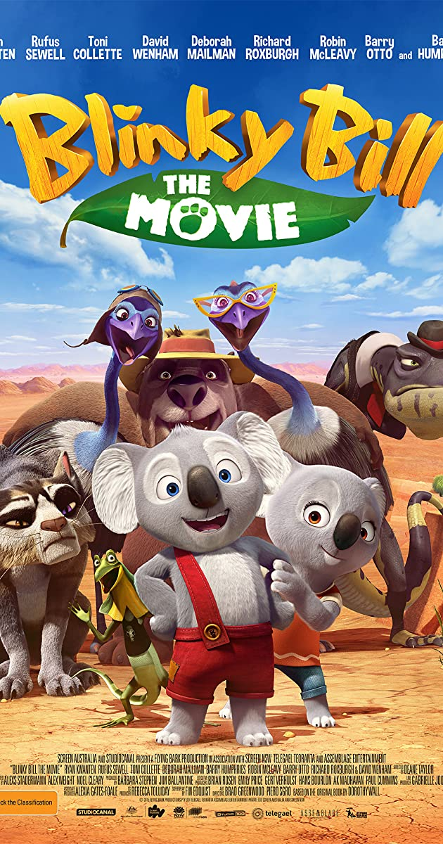 Subtitle of Blinky Bill the Movie