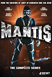 M.A.N.T.I.S. Poster