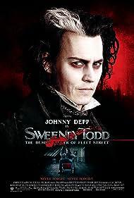 Johnny Depp in Sweeney Todd: The Demon Barber of Fleet Street (2007)