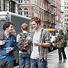 Robert Pattinson and Tate Ellington in Remember Me (2010)