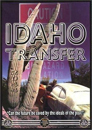 Where to stream Idaho Transfer