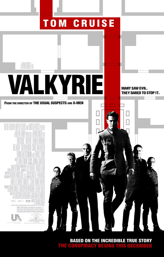Valkyrie (2008) BluRay 720p & 1080p