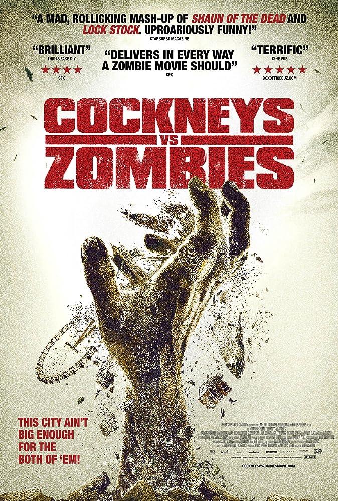 Cockneys vs. Zombies Torrent (2012) Legendado BluRay 720p | 1080p FULL HD – Download