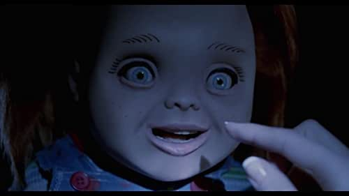 Chucky the killer doll returns to terrorize a family funeral.