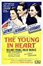 The Young in Heart (1938) Poster
