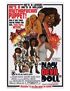 Black Devil Doll by Chester Novell Turner