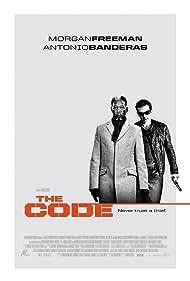 Antonio Banderas and Morgan Freeman in Thick as Thieves (2009)