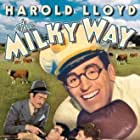 Harold Lloyd, Adolphe Menjou, and Lionel Stander in The Milky Way (1936)