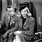 Lauren Bacall and Humphrey Bogart in The Big Sleep (1946)