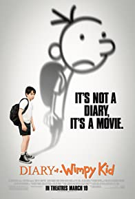 Primary photo for Diary of a Wimpy Kid