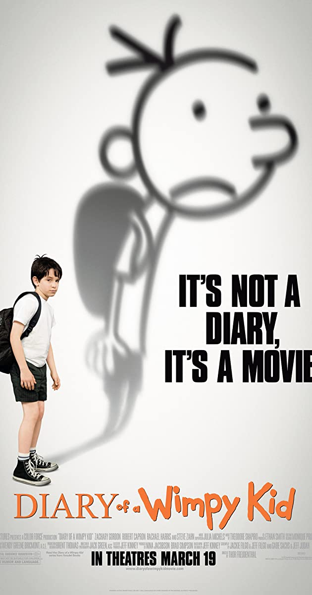 Diary Of A Wimpy Kid 2010 Full Cast Crew Imdb