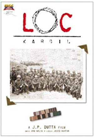 War LOC: Kargil Movie