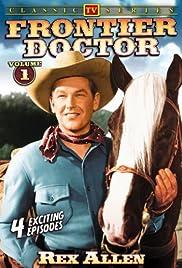 Frontier Doctor Poster