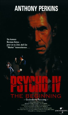 Anthony Perkins in Psycho IV: The Beginning (1990)