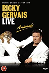 Primary photo for Ricky Gervais Live: Animals