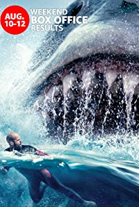 'The Meg' was a mega hit at the box office this weekend. Here's a rundown of the top performers at the domestic box office for the weekend of August 10 to 12.