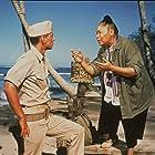 Juanita Hall and John Kerr in South Pacific (1958)