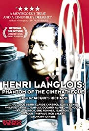 Henri Langlois: The Phantom of the Cinémathèque Poster