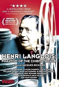 Primary photo for Henri Langlois: The Phantom of the Cinémathèque