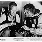 Paul Newman and Steve McQueen in The Towering Inferno (1974)