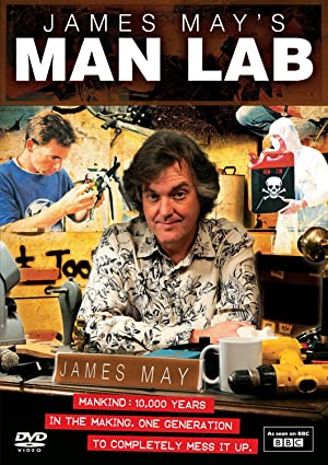 Where to stream James May's Man Lab